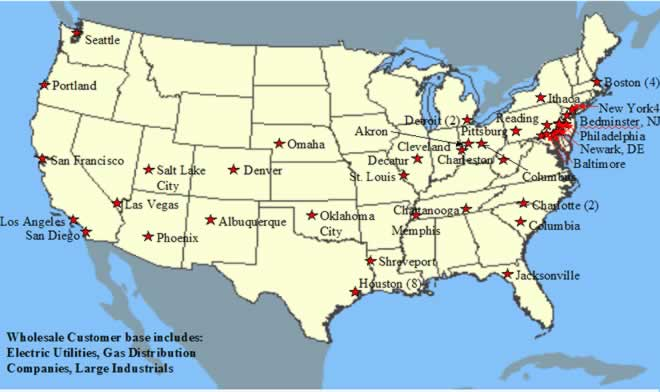 Wholesale Locations